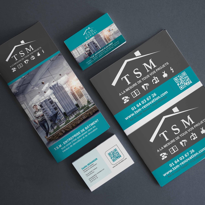 Print TSM Carte De Visite