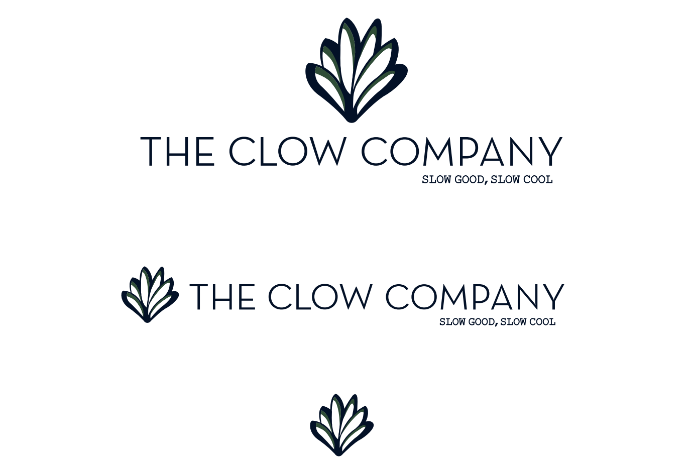 logo responsive the clow compagny