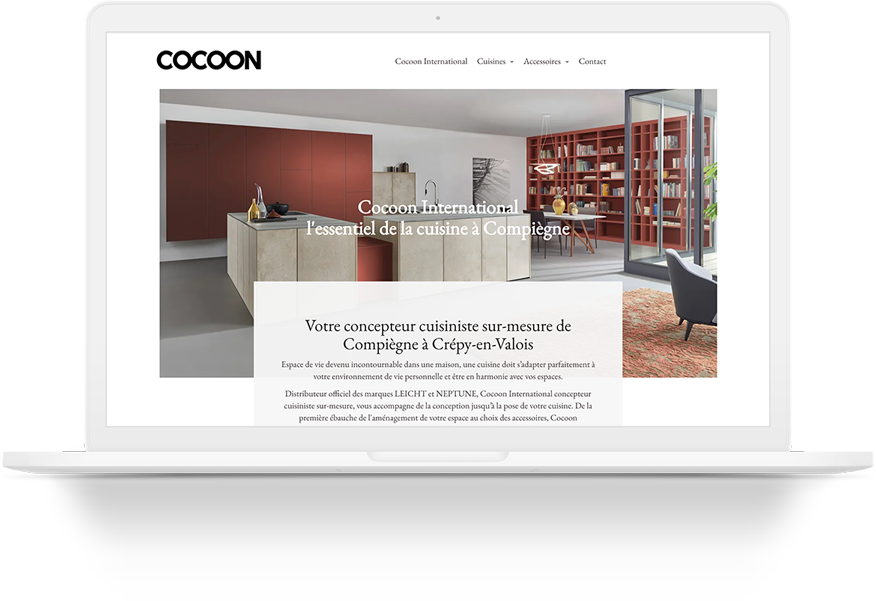 creation site internet agence de communication MW-Concept